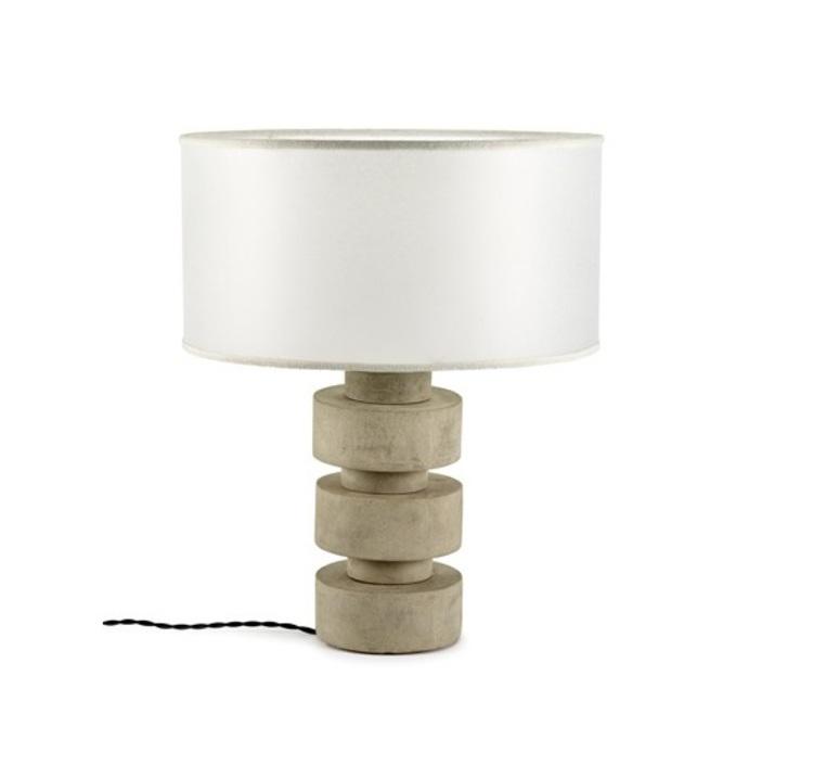 Disc lamp marie michielssen  lampe a poser table lamp  serax b7219001n  design signed nedgis 66993 product