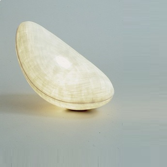 Lampe a poser dodo blanc h30cm celine wright normal
