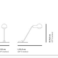 Domo table joe colombo lampe a poser table lamp  karakter 201501  design signed nedgis 89688 thumb
