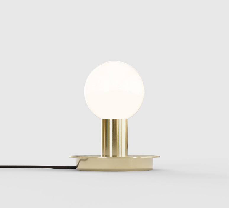 Dot 04 studio lambert fils lampe a poser table lamp  lambert fils dot04brbk  design signed nedgis 124697 product