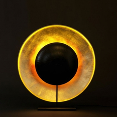 Eclipse celine wright lampe a poser table lamp  celine wright 100 eclipse aposer  design signed 60772 thumb