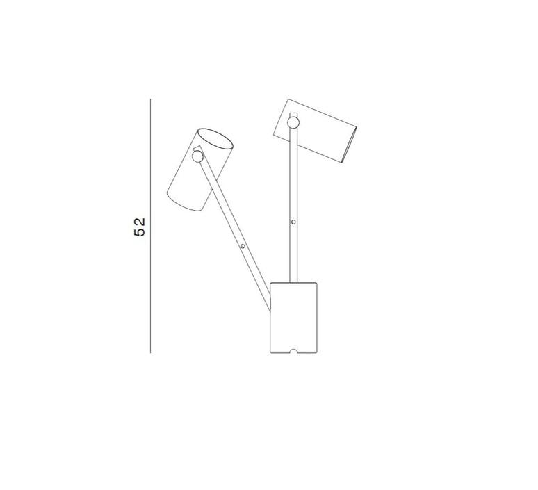 Ed005 edizioni design lampe a poser table lamp  edizioni ed005 01  design signed nedgis 63627 product