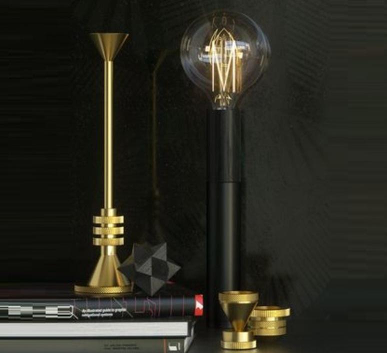 Ed030 edizioni design lampe a poser table lamp  edizioni ed030 03  design signed nedgis 63701 product