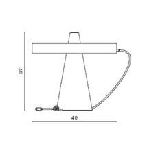 Ed039 edizioni design lampe a poser table lamp  edizioni ed039 01  design signed nedgis 63678 thumb