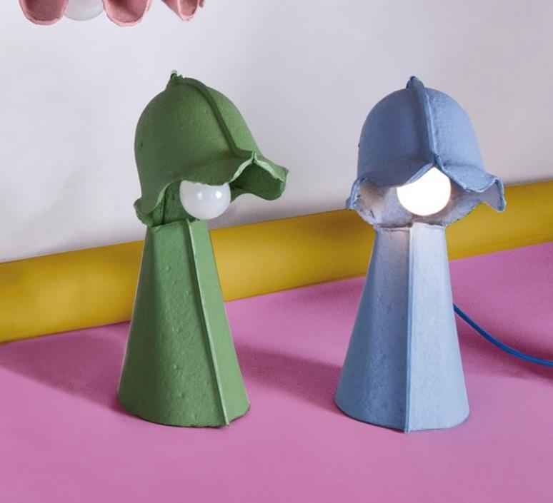 table lamp egg of columbus blue h41cm seletti nedgis lighting