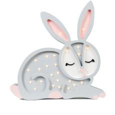 Bunny studio little lights lampe a poser enfant kids table lamp  little lights bunny lightgrey  design signed nedgis 73281 thumb