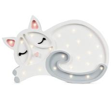 Cat studio little lights lampe a poser enfant kids table lamp  little lights cat white  design signed nedgis 73285 thumb