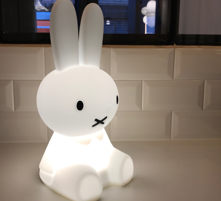 Miffy my first light  lampe a poser enfant kids table lamp  mr maria mrfirst  design signed 38510 product