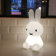 Miffy my first light  lampe a poser enfant kids table lamp  mr maria mrfirst  design signed 38511 thumb