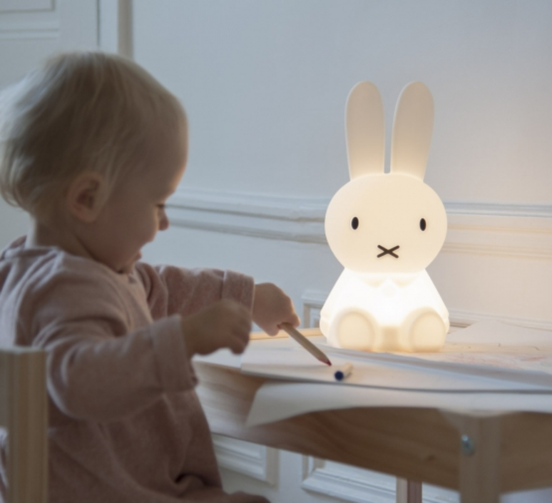 Miffy my first light  lampe a poser enfant kids table lamp  mr maria mrfirst  design signed 60369 product