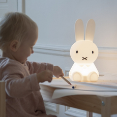 Miffy my first light  lampe a poser enfant kids table lamp  mr maria mrfirst  design signed 60369 thumb