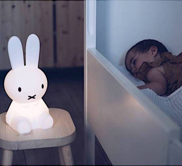 Miffy my first light  lampe a poser enfant kids table lamp  mr maria mrfirst  design signed 84677 product