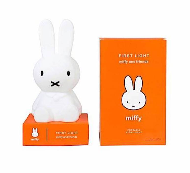 Miffy my first light  lampe a poser enfant kids table lamp  mr maria mrfirst  design signed 84678 product