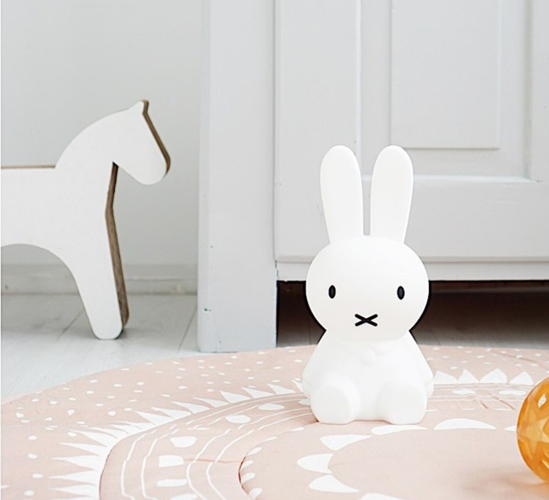Miffy my first light  lampe a poser enfant kids table lamp  mr maria mrfirst  design signed 84686 product