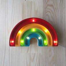 Rainbow mini studio little lights lampe a poser enfant kids table lamp  little lights rainbowmini classic  design signed nedgis 73543 thumb
