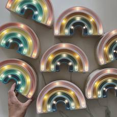 Rainbow mini studio little lights lampe a poser enfant kids table lamp  little lights rainbowmini retro  design signed nedgis 73549 thumb
