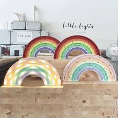 Rainbow studio little lights lampe a poser enfant kids table lamp  little lights rainbow pastel  design signed nedgis 73537 thumb