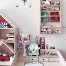 Van studio little lights lampe a poser enfant kids table lamp  little lights van mint white  design signed nedgis 73666 thumb