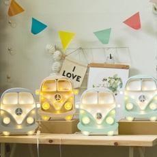Van studio little lights lampe a poser enfant kids table lamp  little lights van mustard wood  design signed nedgis 73693 thumb