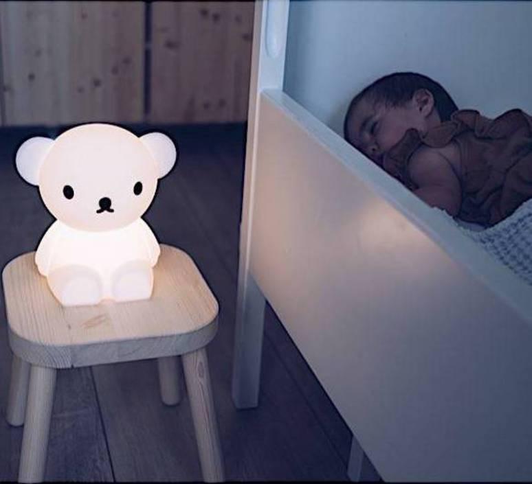 First light jannes hak et lennart bosker lampe a poser enfant kids table lamp  mr maria mrdb830bs01  design signed nedgis 84682 product