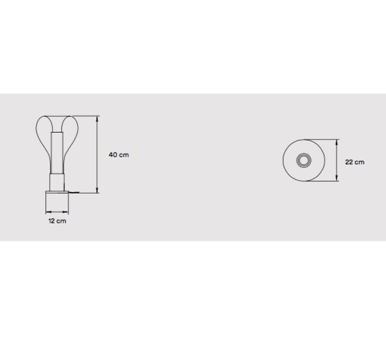 Eris m studio mayice lampe a poser table lamp  lzf eris m bk 21  design signed nedgis 97310 product