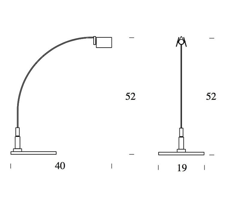 Falena alvaro siza fontanaarte 3016 3017 luminaire lighting design signed 19890 product