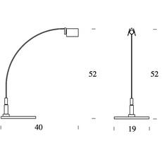 Falena alvaro siza fontanaarte 3016 3017 luminaire lighting design signed 19890 thumb