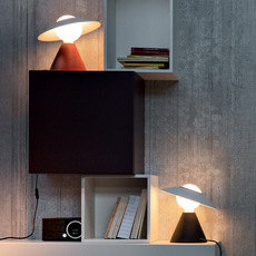Fante studio de pas d urbino lomazzi lampe a poser table lamp  stilnovo 8966  design signed nedgis 119090 thumb