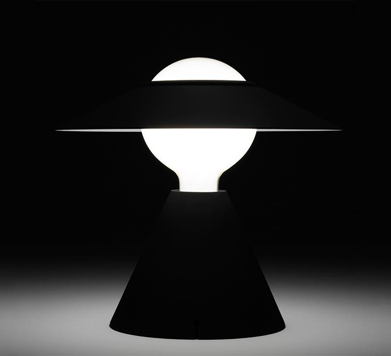 Fante studio de pas d urbino lomazzi lampe a poser table lamp  stilnovo 8966  design signed nedgis 119091 product