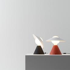 Fante studio de pas d urbino lomazzi lampe a poser table lamp  stilnovo 8966  design signed nedgis 119094 thumb