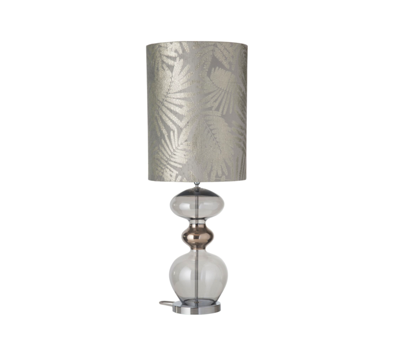 Fern leaves wild  lampe a poser table lamp  ebb and flow ba101026 sh101057  design signed 39700 product