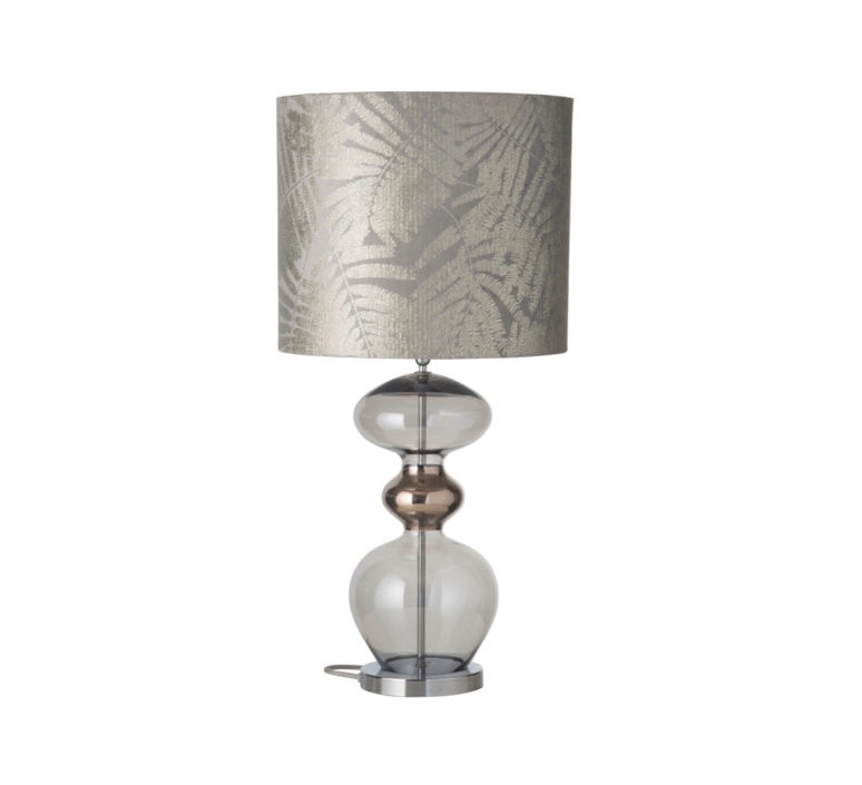 Fern leaves wild  lampe a poser table lamp  ebb and flow ba101026 sh101025  design signed 39698 product