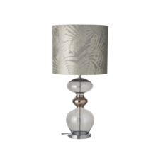 Fern leaves wild  lampe a poser table lamp  ebb and flow ba101026 sh101025  design signed 39698 thumb