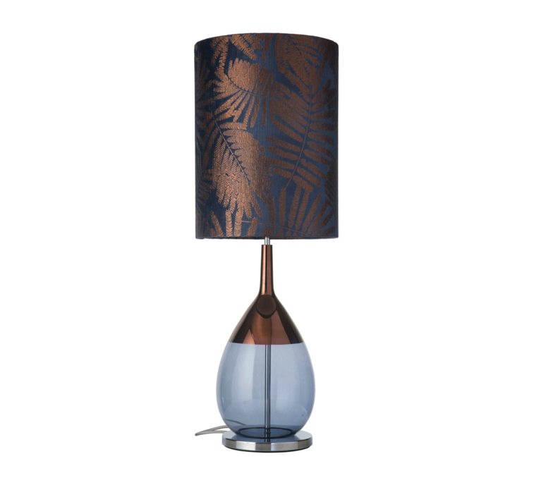 Fern leaves wild  lampe a poser table lamp  ebb and flow ba101003 sh101060  design signed 39646 product