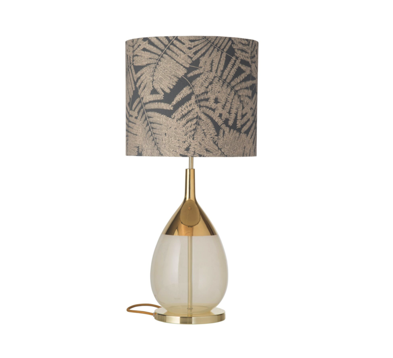 Fern leaves wild  lampe a poser table lamp  ebb and flow ba101014 sh101024  design signed 39704 product