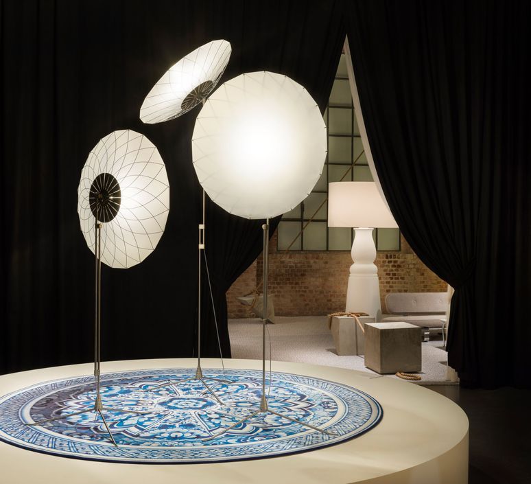 Filigree rick tegelaar lampe a poser table lamp  moooi molfif   design signed 57092 product