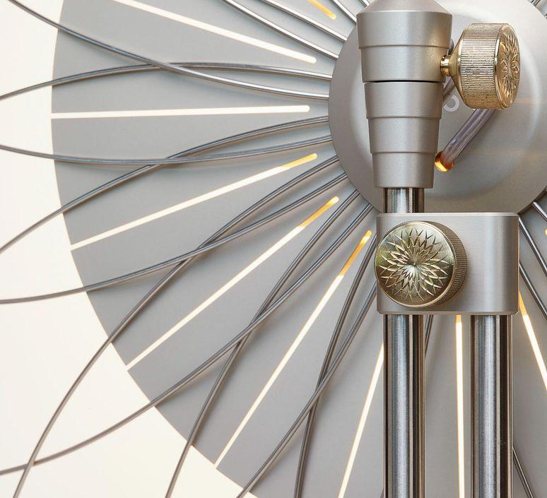 Filigree rick tegelaar lampe a poser table lamp  moooi molfif   design signed 57094 product