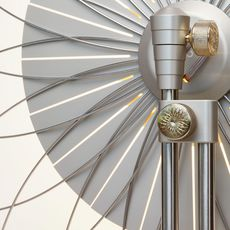 Filigree rick tegelaar lampe a poser table lamp  moooi molfif   design signed 57094 thumb