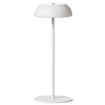 Lampe a poser float blanc ip55 o13 5cm h34 7cm axolight normal