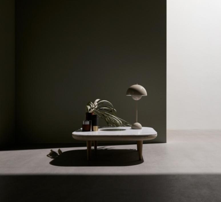 Flowerpot vp3 verne panton andtradition 20728901 luminaire lighting design signed 28794 product