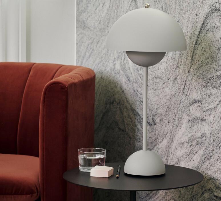 Flowerpot vp3 verne panton andtradition 20729101 luminaire lighting design signed 126491 product
