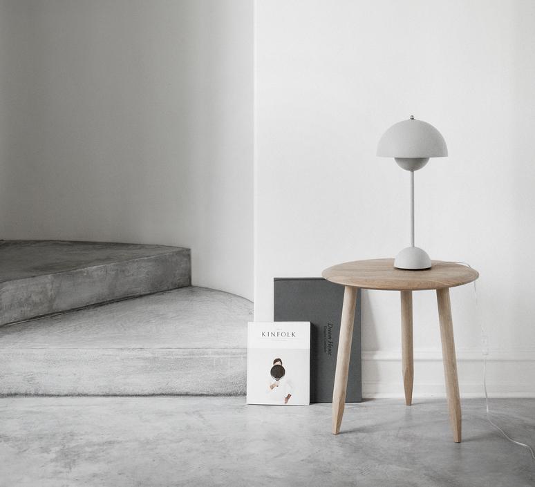 Flowerpot vp3 verne panton andtradition 20729101 luminaire lighting design signed 56857 product