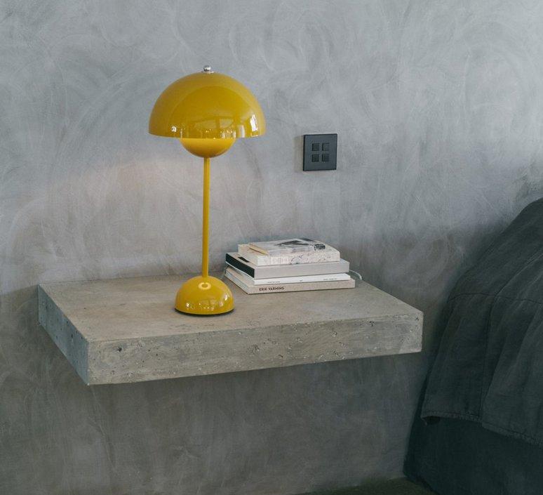 Flowerpot vp3 verne panton andtradition 20723001 luminaire lighting design signed 52405 product