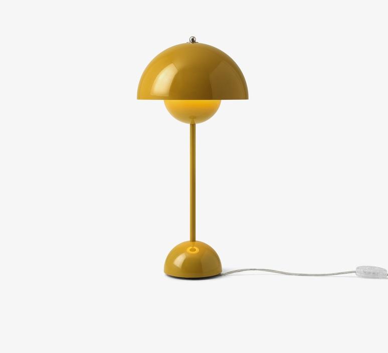 Flowerpot vp3 verne panton andtradition 20723001 luminaire lighting design signed 52409 product