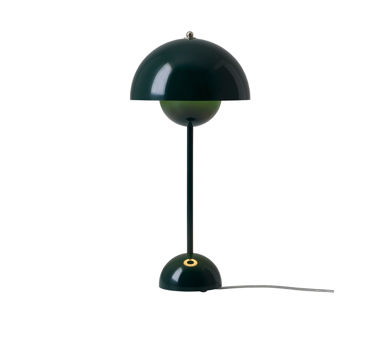Flowerpot vp3 verne panton andtradition 20725001 luminaire lighting design signed 28789 product