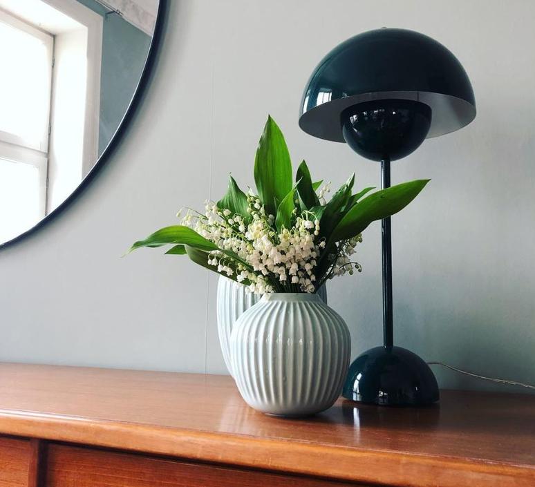 Flowerpot vp3 verne panton andtradition 20725001 luminaire lighting design signed 56916 product