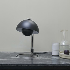 Flowerpot vp4 verner panton lampe a poser table lamp  andtradition 20739501  design signed 60856 thumb