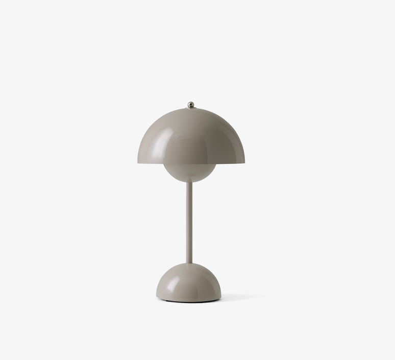 Flowerpot vp9 verner panton lampe a poser table lamp  andtradition 20758901  design signed nedgis 92929 product