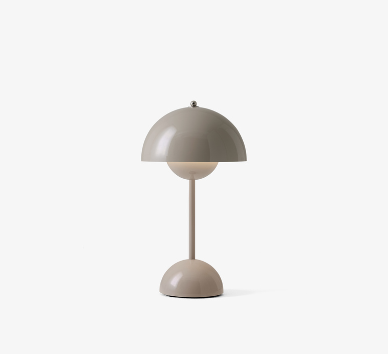 Flowerpot vp9 verner panton lampe a poser table lamp  andtradition 20758901  design signed nedgis 92930 product