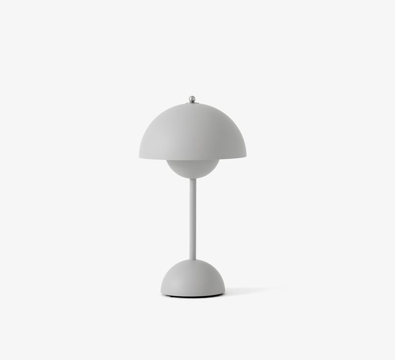 Flowerpot vp9 verner panton lampe a poser table lamp  andtradition 20759102  design signed nedgis 92895 product